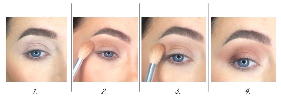 liquid eyeshadow tutorial