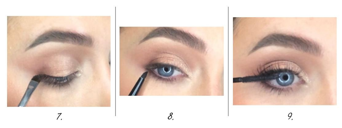 how to use liquid eyeshadow