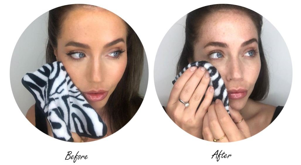 makeup removing cloths