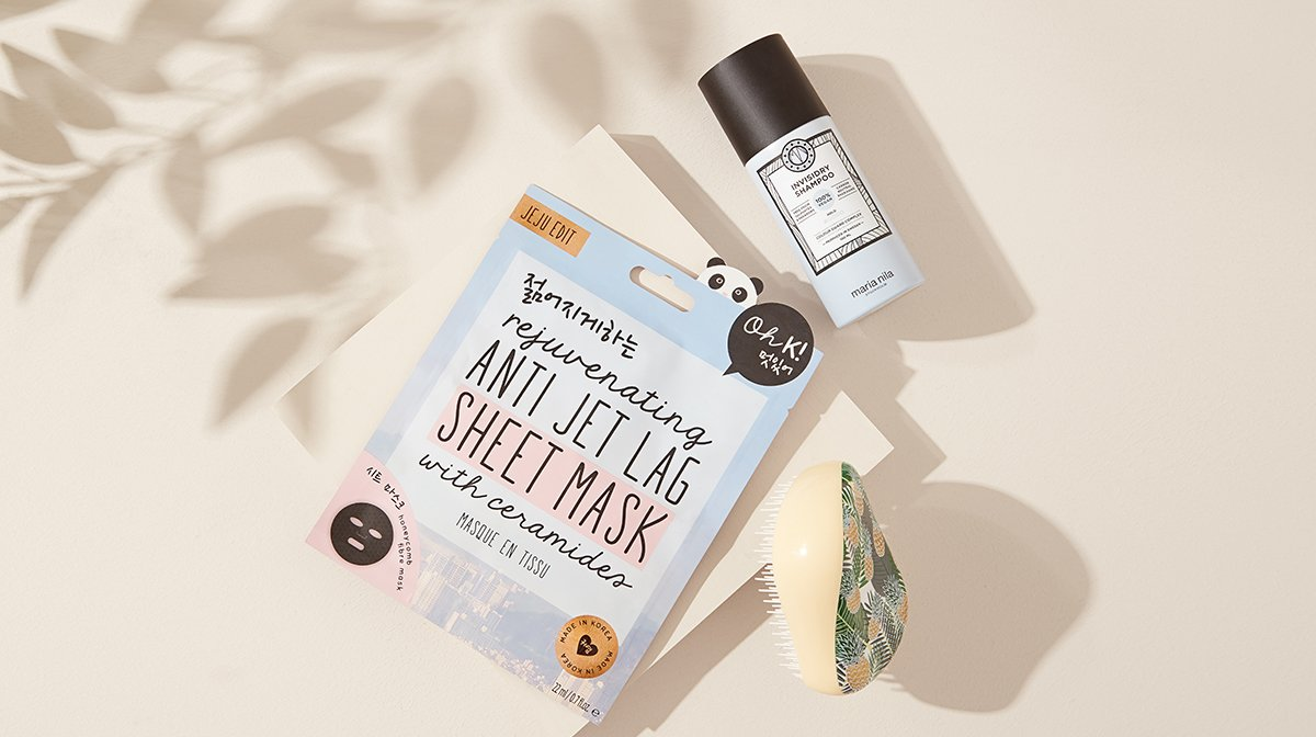Summer Essentials Kit Limited Edition: Maria Nila, Tangle Teezer & Oh K!