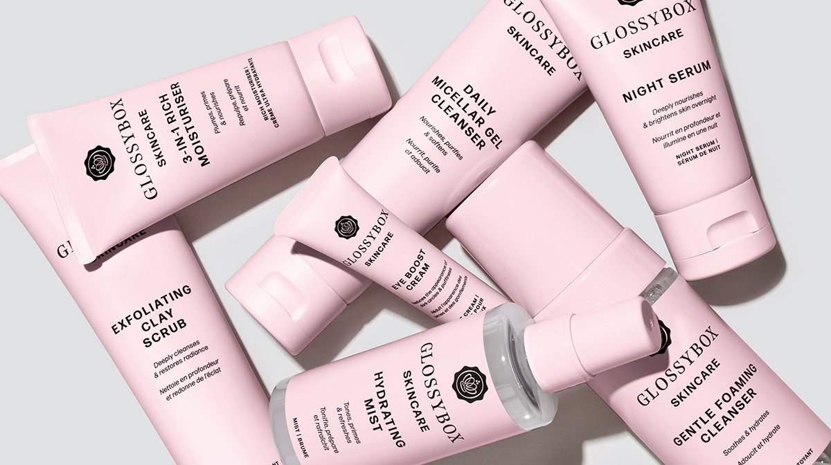 GLOSSYBOX Skincare: A Routine For Dry Skin