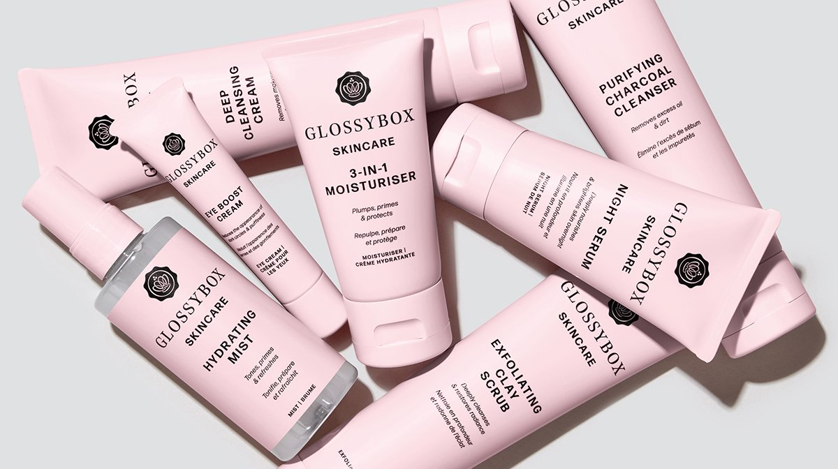 GLOSSYBOX Skincare: A Routine For Oily & Combination Skin