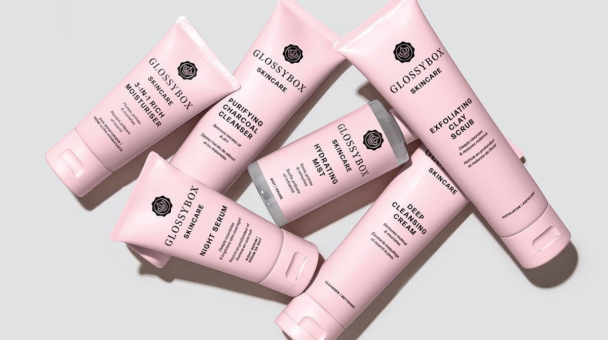 GLOSSYBOX Skincare: A Routine For Acne-Prone Skin