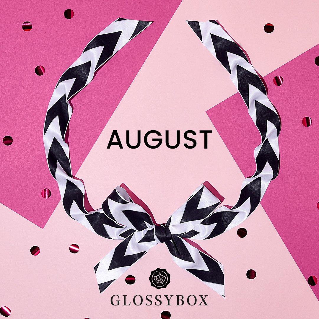 August 'Birthday' GLOSSYBOX