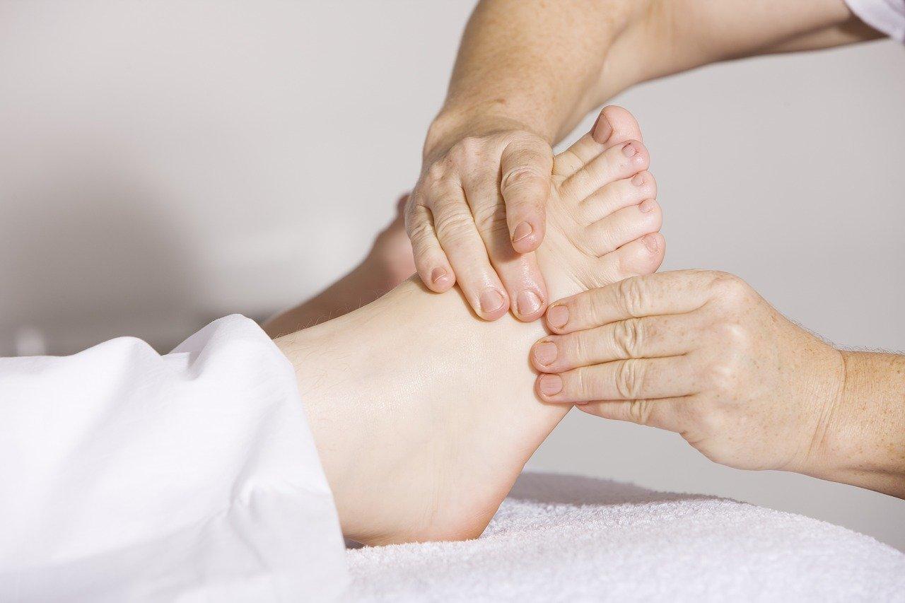foot massage tutorial
