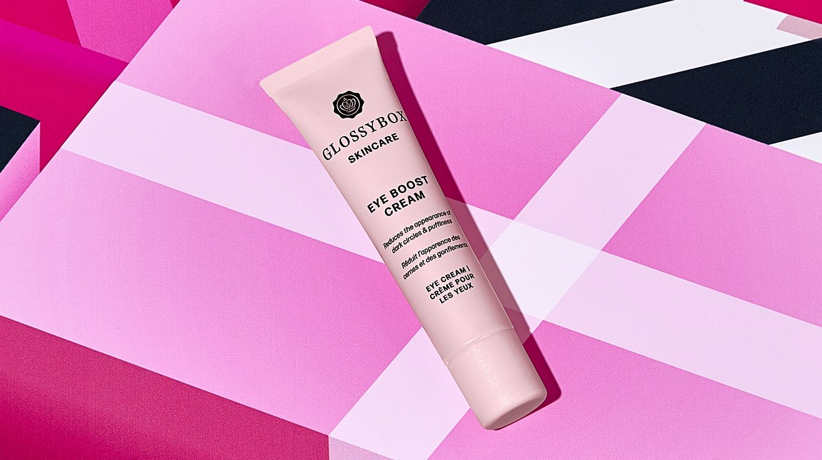 The Eye Boost Cream Solves Your Puffy, Dark Circle Woes