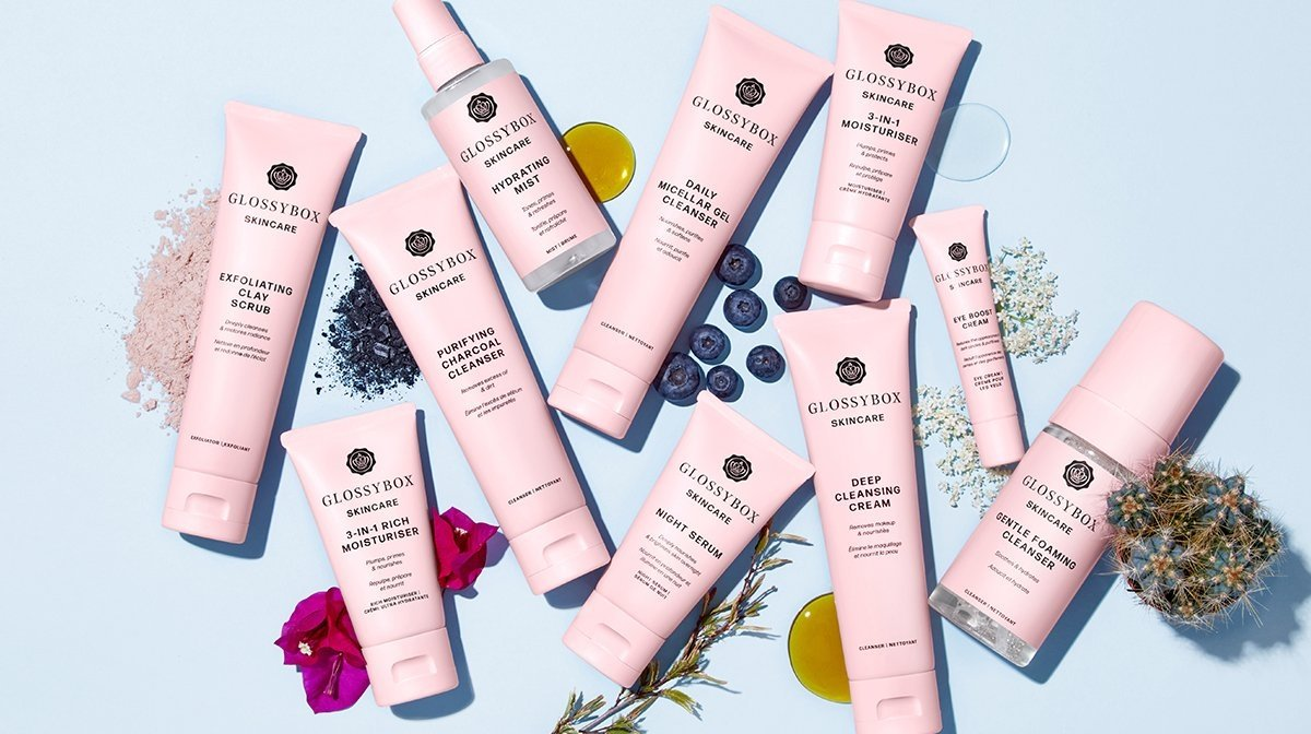 GLOSSYBOX Skincare:What Influencers Are Saying About Our New Products