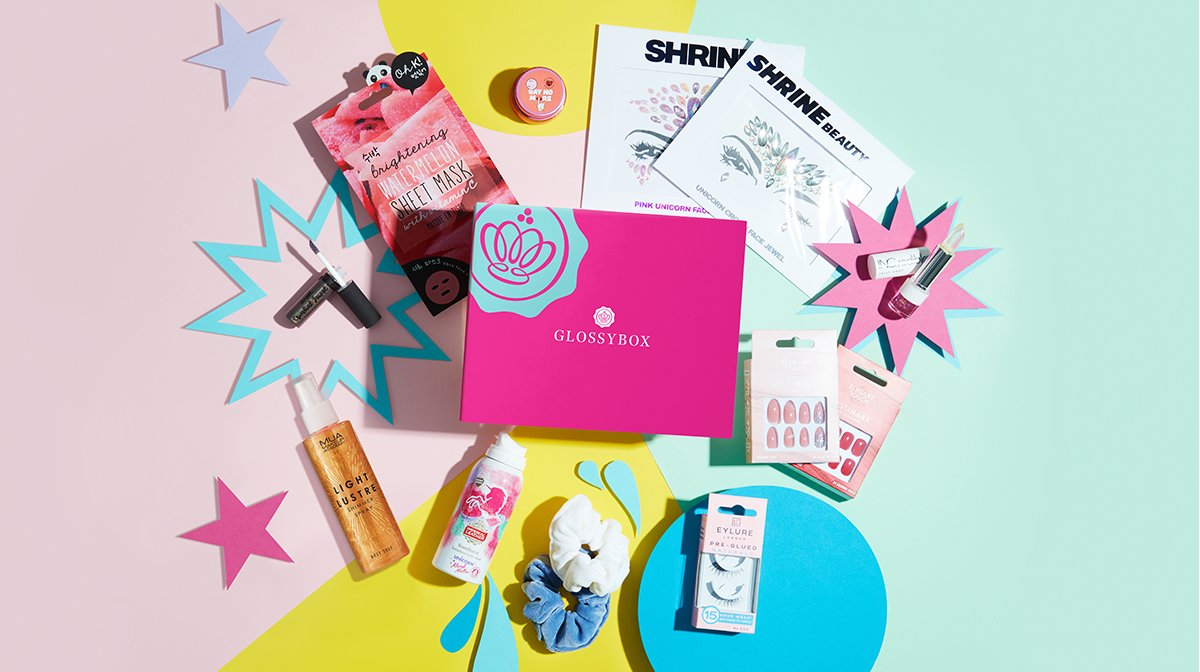 Generation GLOSSYBOX products