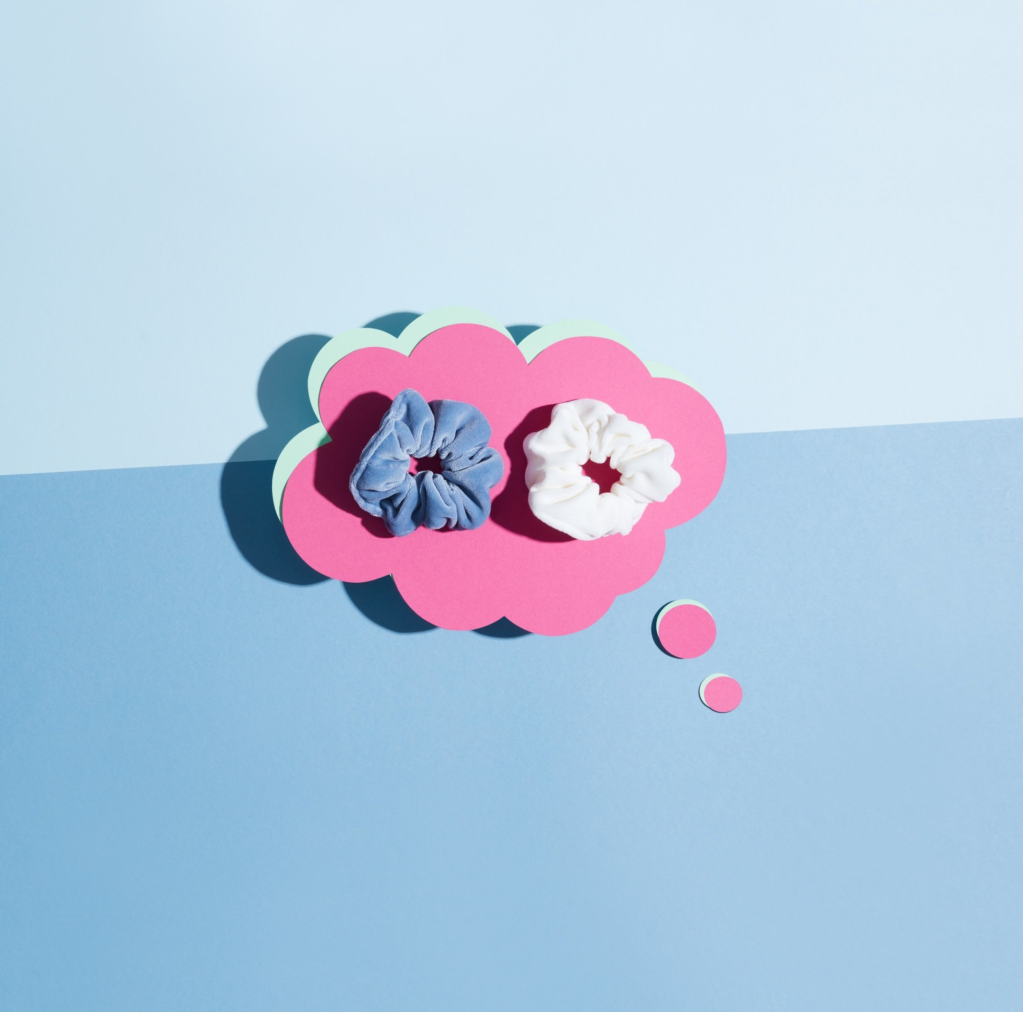 Generation GLOSSYBOX retro scrunchie