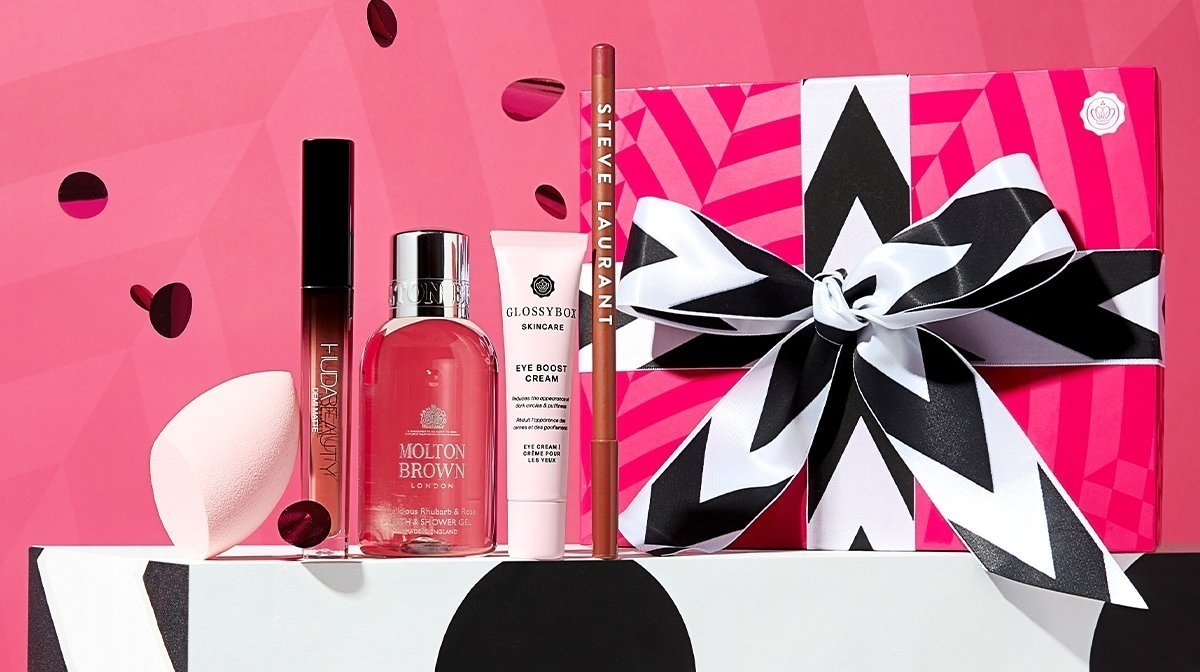 All Products Inside The 'Birthday' August GLOSSYBOX