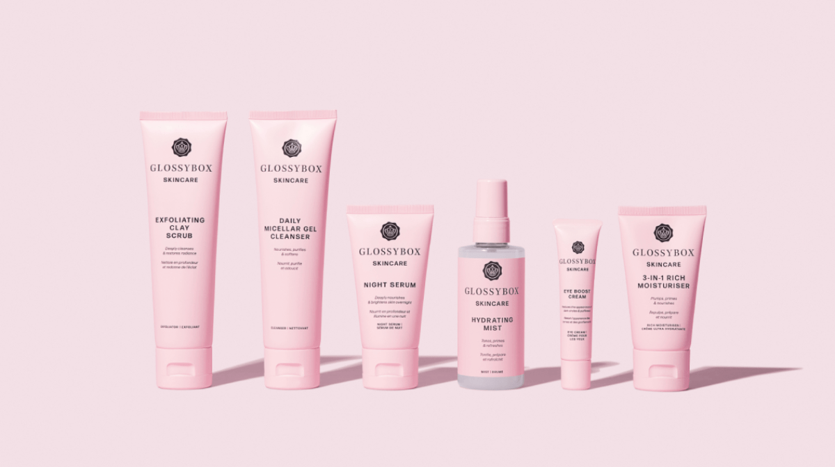 GLOSSYBOX Skincare: A Skincare Routine For Dry Skin