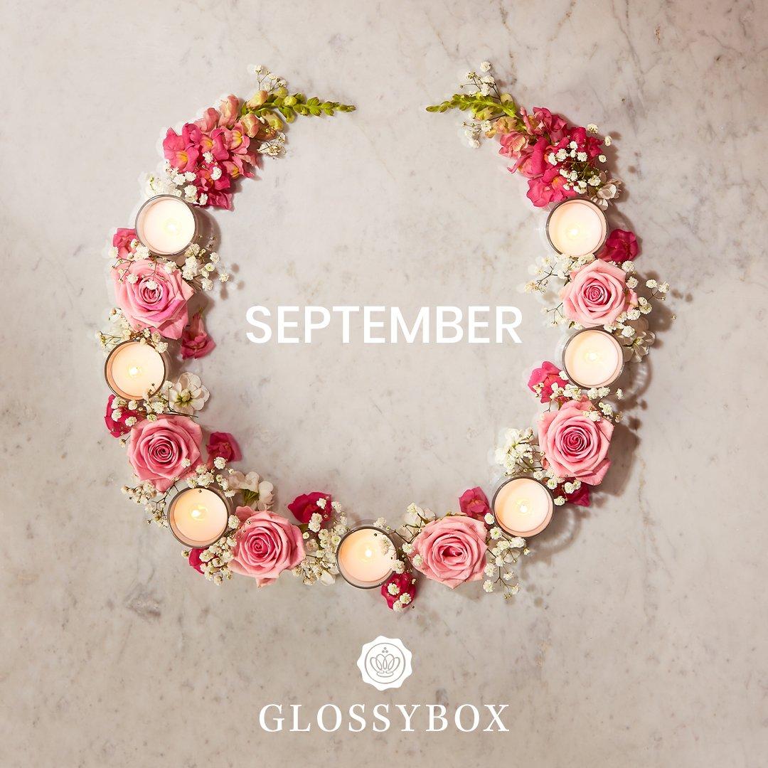 September GLOSSYBOX wallpaper