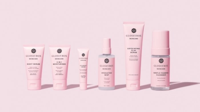 GLOSSYBOX Skincare: A Skincare Routine For Sensitive Skin