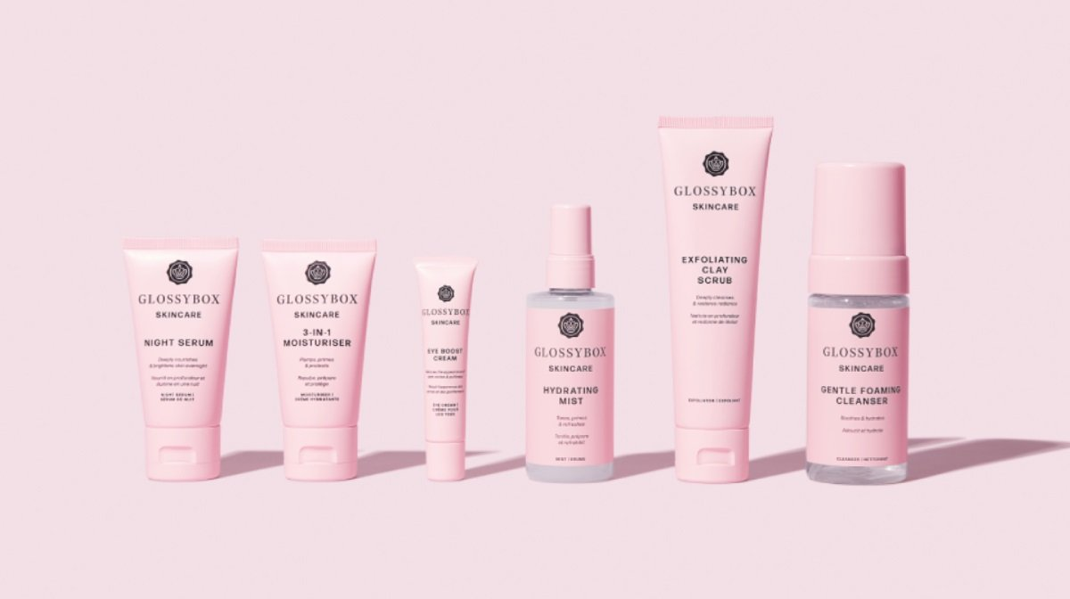 GLOSSYBOX Skincare: A Skincare Routine For Sensitive Skin