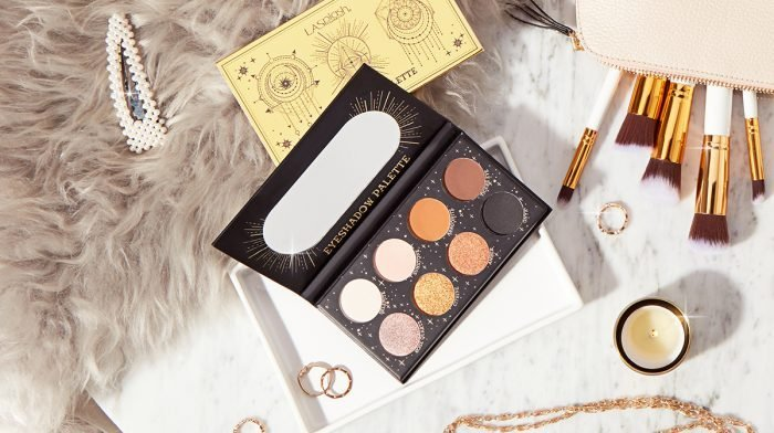 Meet The Magical LASplash Palette In Your November Box