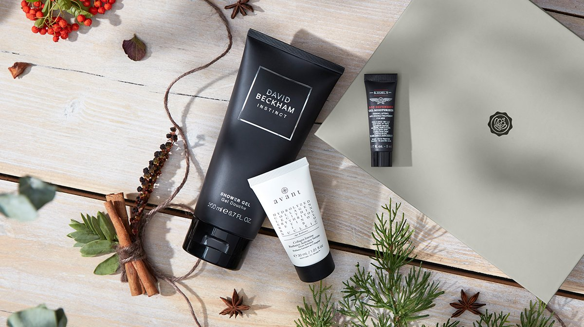 Grooming Kit Sneak Peek: Avant, David Beckham And Kiehls