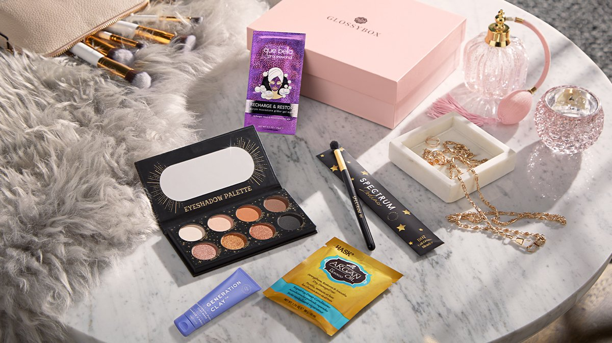 Discover All The Products In Our 'Makeup & Magic' GLOSSYBOX