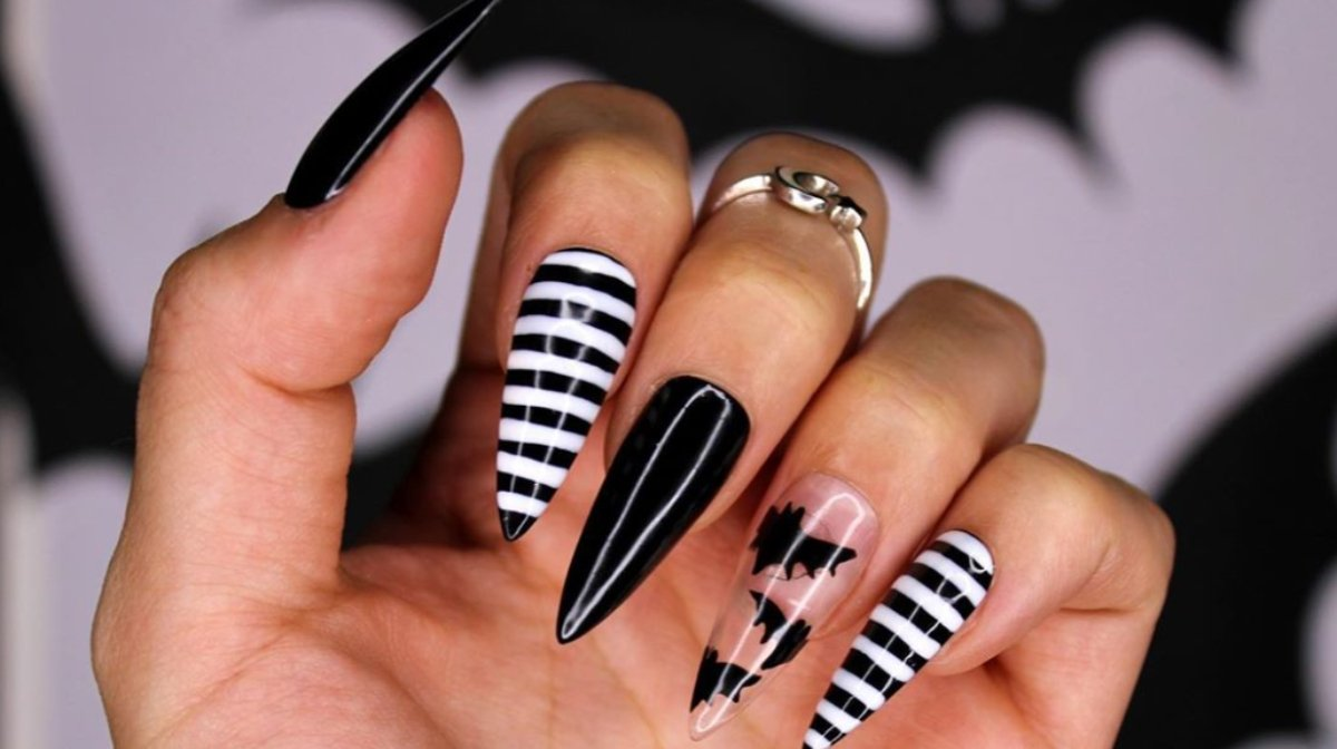 Five Scarily Good Nail Art Ideas To Try This Halloween
