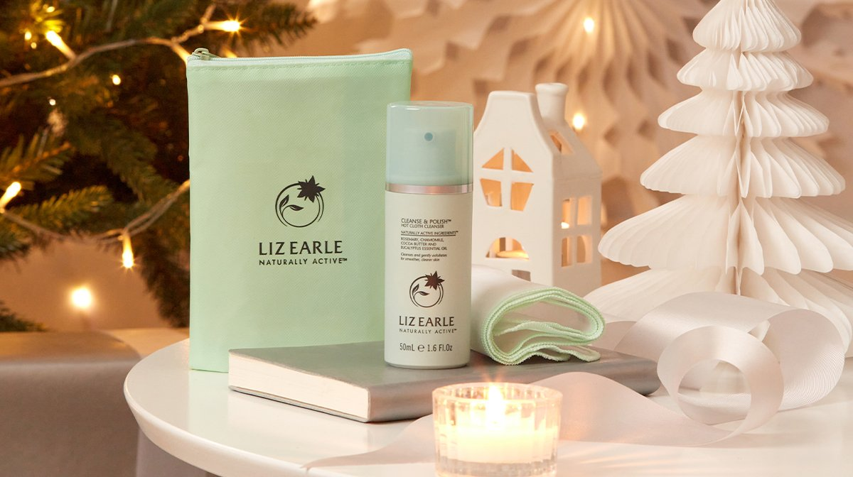 Our Christmas Limited Edition Features Liz Earle!