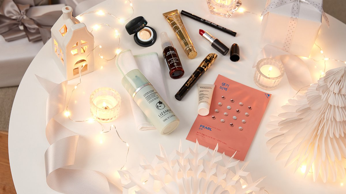 Revealed: All Of The Products In Our Christmas Limited Edition!