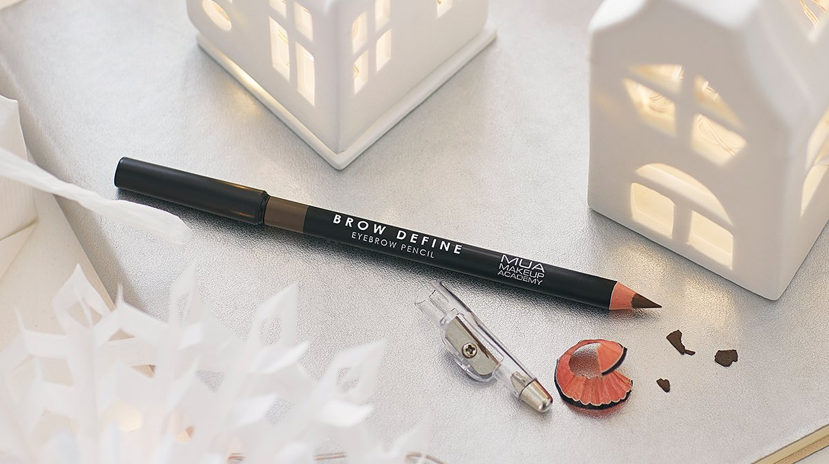How To Get Gorgeous Brows With Your MUA Brow Pencil
