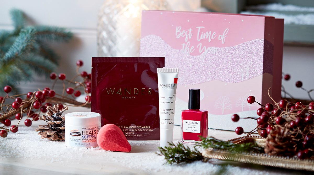 All The Products In Our December 'Best Time Of The Year' GLOSSYBOX