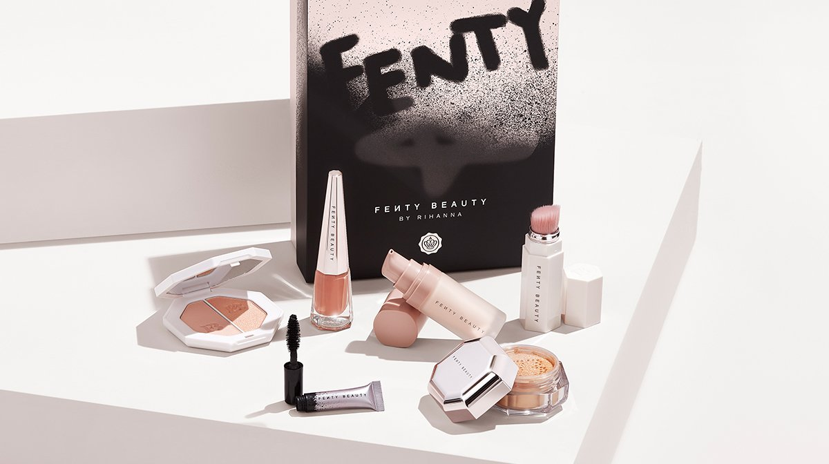 The GLOSSYBOX x Fenty Beauty Limited Edition Full Reveal!