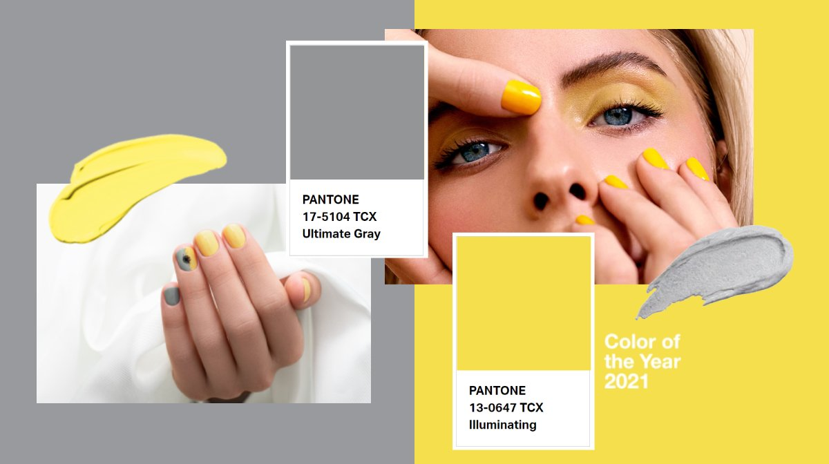 On Trend Beauty Buys Based On Pantone's Colour Of The Year 2021!