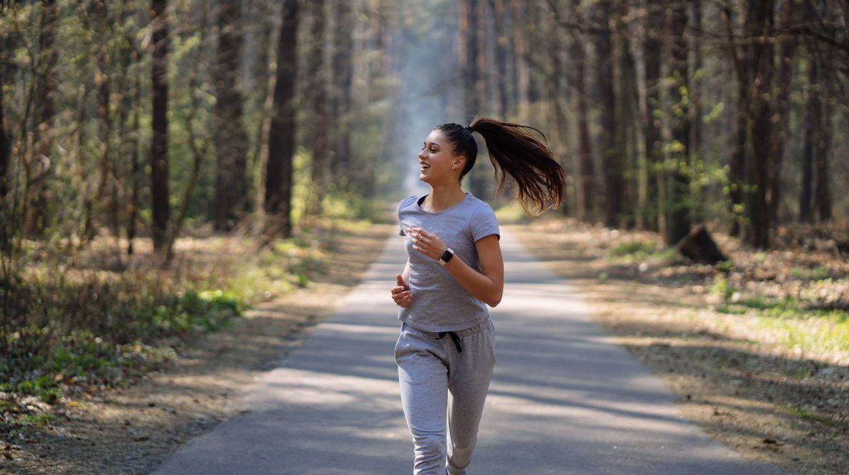 Can Running Help Improve Your Skin?