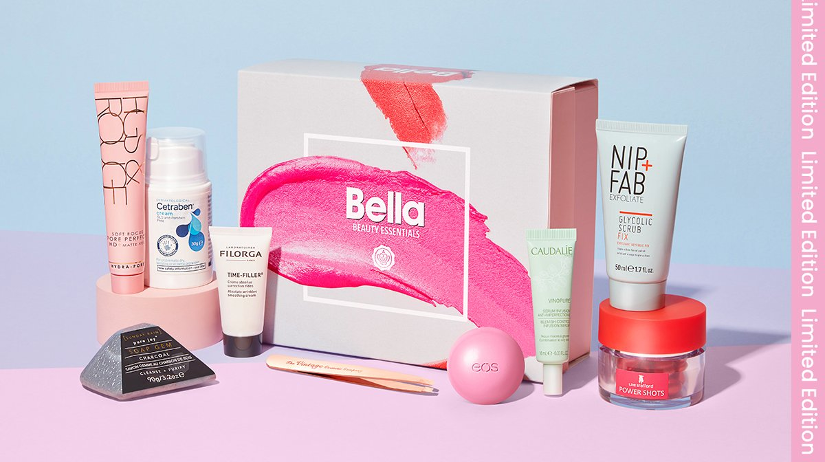 Our GLOSSYBOX x Bella Beauty Essentials Limited Edition Is A Must-Buy!