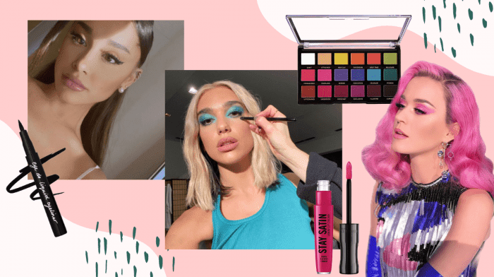 Beauty Looks From 3 Of Our Fave Pop Stars - And How To Recreate On A Budget!