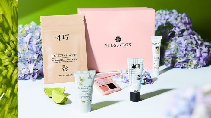 Everything Inside Our April 'Woke Up In Spring' GLOSSYBOX!