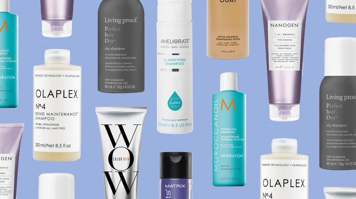 8 Of The Best Shampoos For Keeping Your Newly Salon-Styled Hair Looking Its Best!
