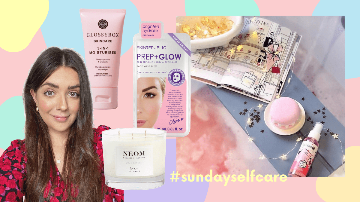 Self Care: Our Beauty Editor Shares Her Sunday Routine!