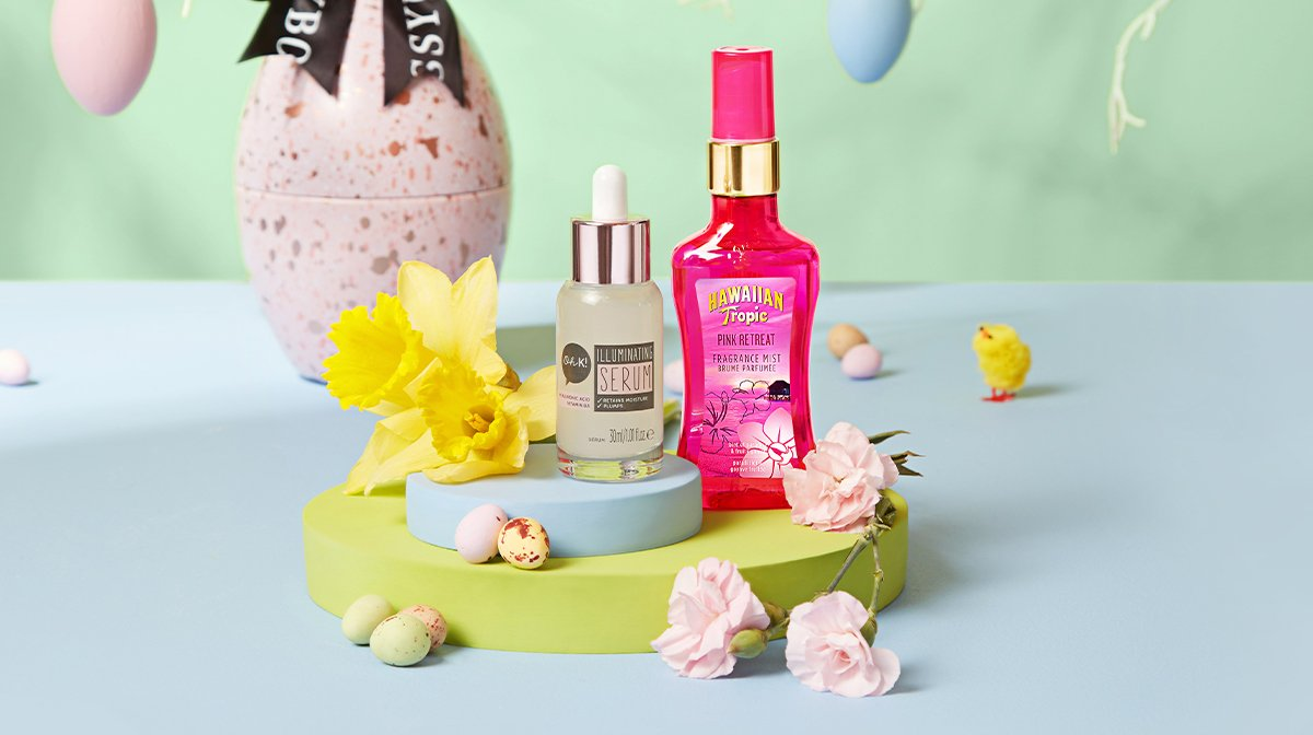 There Are Even More Skincare Treats In Our Easter Egg Limited Edition!