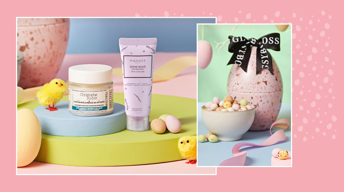 Make Your Hair Happy With These Two Products In Our Easter Egg Limited Edition!