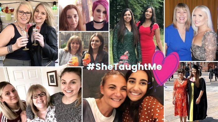 #SheTaughtMe: The Best Life Advice From The Women You LoveMost!