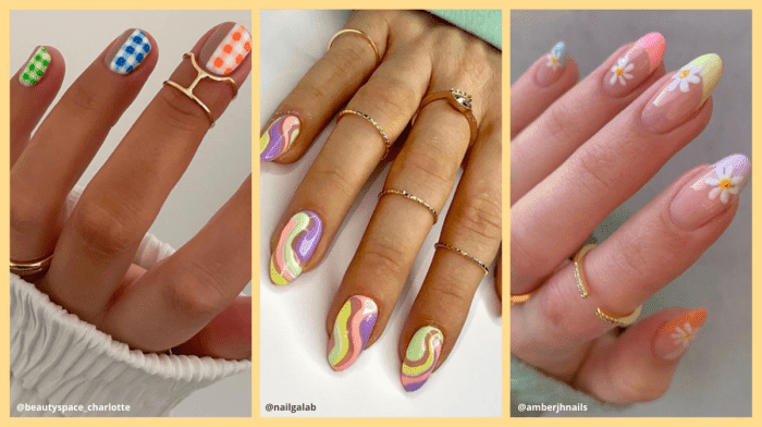 Six Spring Nail Art Trends To Inspire Your Next Salon Visit!