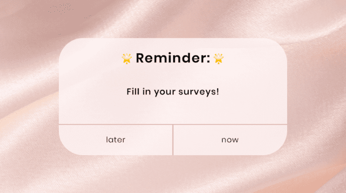HowToFill Out Your GLOSSYBOX Surveys (Plus The Benefits Of Doing So!)
