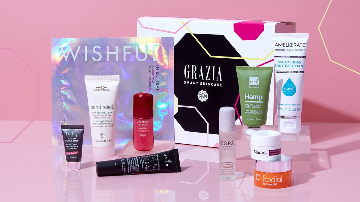 Get Skincare Savvy With The Grazia Smart Skincare Limited Edition!