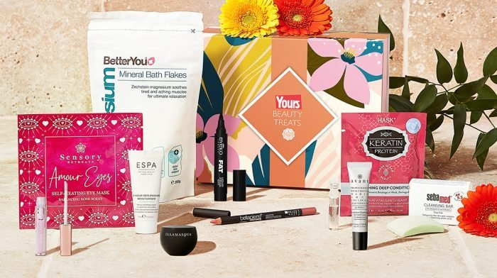 The Yours Beauty Treats Limited Edition Is The Perfect Excuse For Some Me-Time!