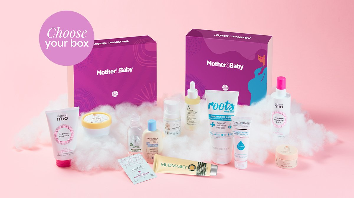 GLOSSYBOX x Mother&BabyLimited Edition – The Much Needed Treat All Mums Deserve!