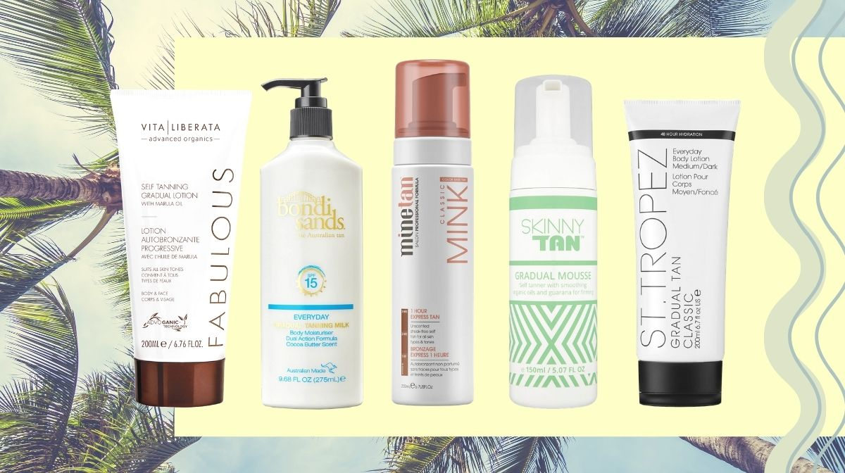The Best Self Tans To Help You Fake Your Glow Until Summer