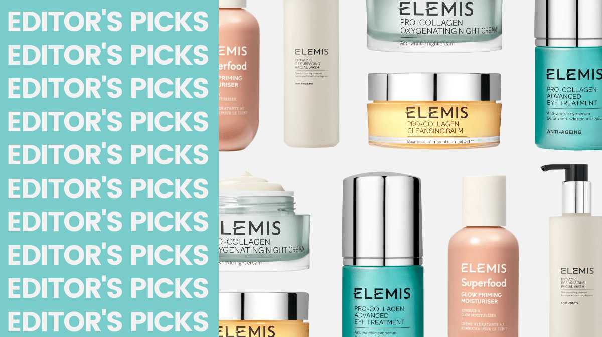 Our Beauty Editor's Favourite ELEMIS Products – That You Can Buy In Our Pop Up Shop!
