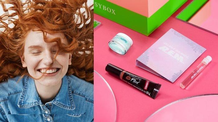 Generation GLOSSYBOX: Cosmetics From Carmex, Merci Handy And Ariana Grande!