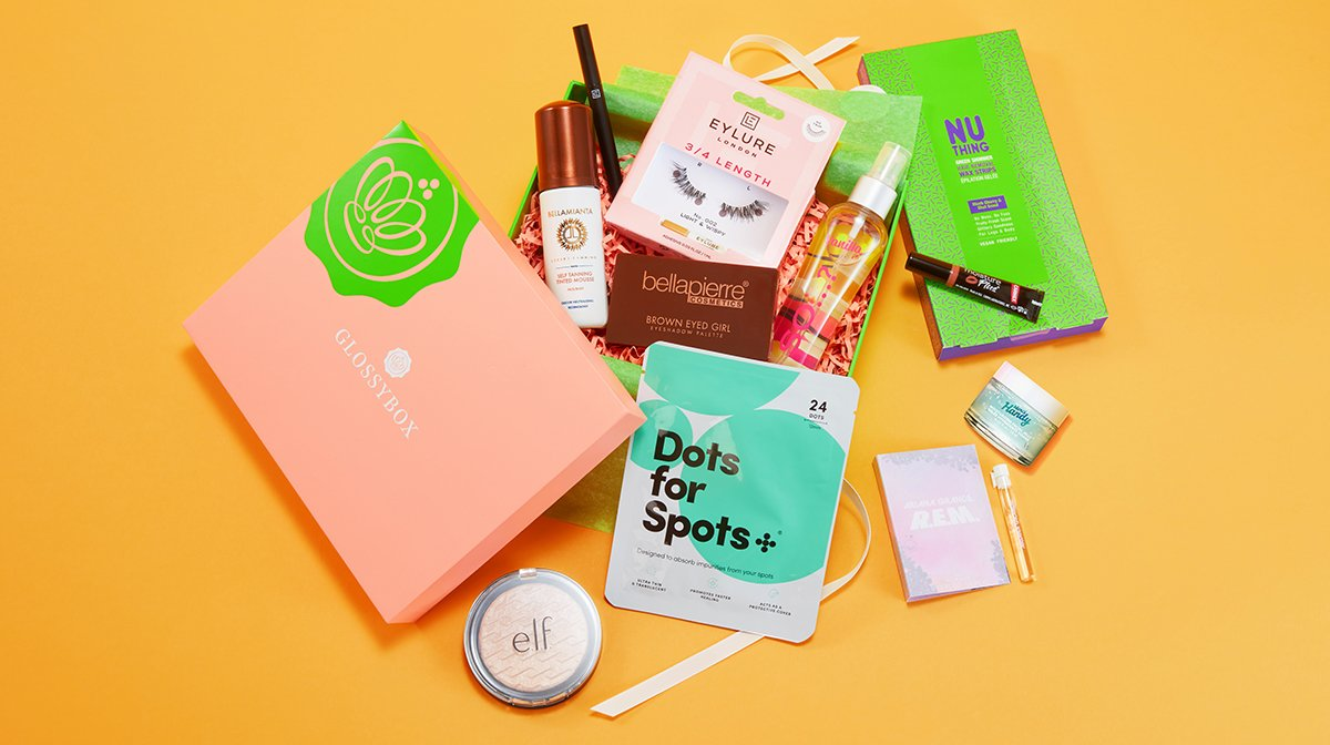 Full Reveal: All The Products In Our May Generation GLOSSYBOX!