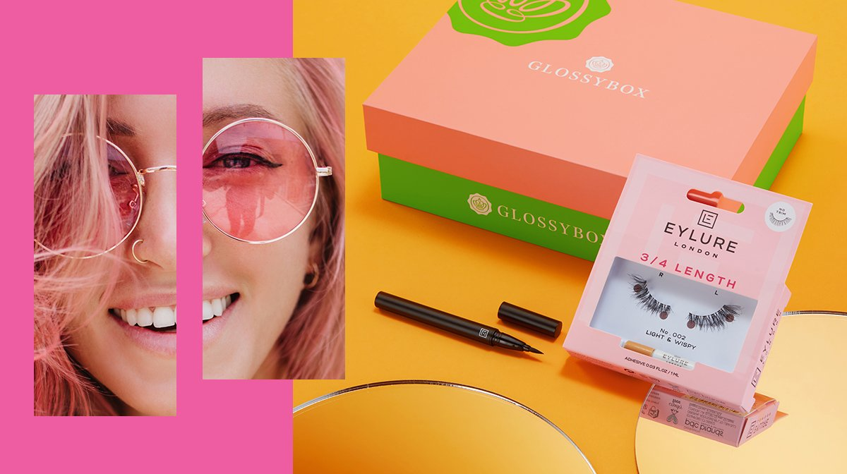 Generation GLOSSYBOX: Get Long Luscious Lashes With Eylure!
