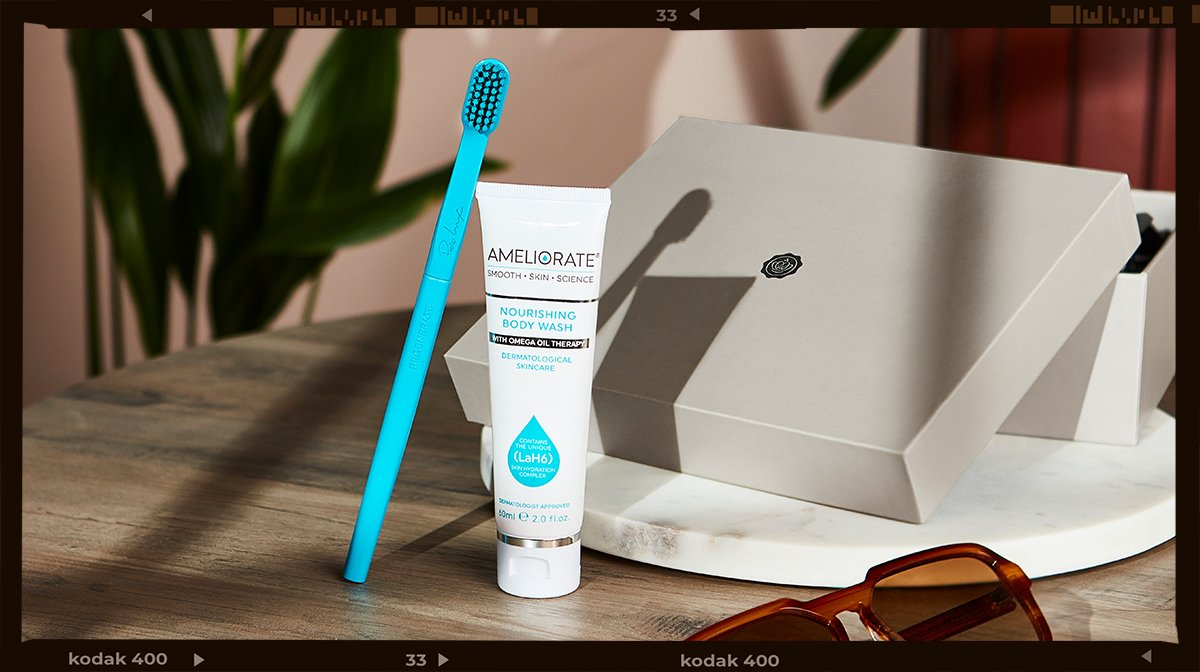 Grooming Kit: Feel Refreshed With Regenerate And Ameliorate!