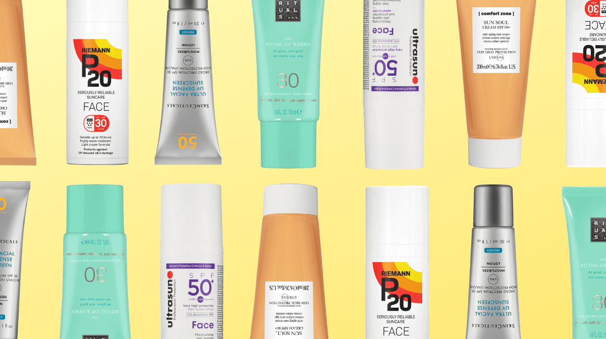 5 Of Our Beauty Editor's Favourite SPFs For Your Face!