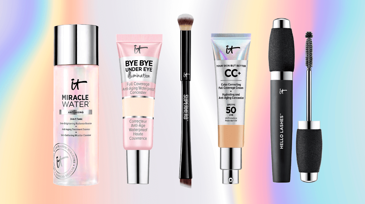 Our Favourite Hidden Gems From lookfantastic's Newest Brand IT Cosmetics!